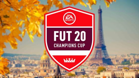 FIFA 20 : La FUT Champions Cup Stage 4 aura lieu à Paris