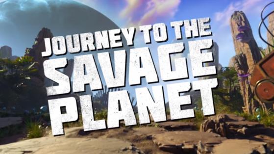 Test Journey to the Savage Planet sur PC, PS4 et XboxOne