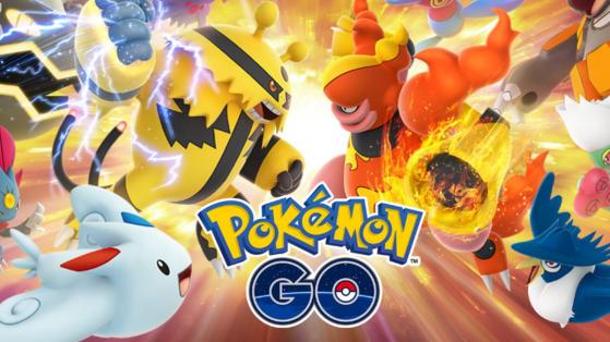 Pokemon GO : meilleures teams, Ligue Hype, mode pvp