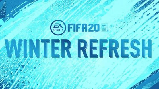 FUT 20 : Winter refresh, mise à jour des notes
