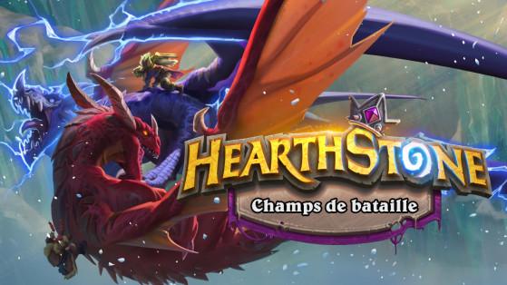 Hearthstone Battlegrounds : Sept nouveaux héros Dragon sont disponibles, patch 16.4