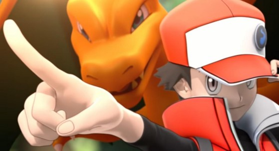 Pokémon Masters, Trailer de Red pour le Pokémon Day