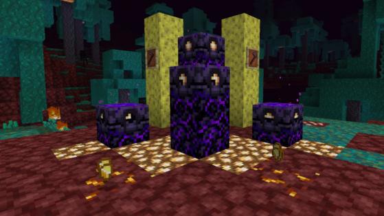 Minecraft 1.16 : Snapshot 20w12a, respawn anchor, basalte poli et pêche, tous les changements