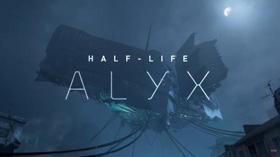 Test Half-Life Alyx sur Valve Index, Oculus Rift, HTC Vive, WMR