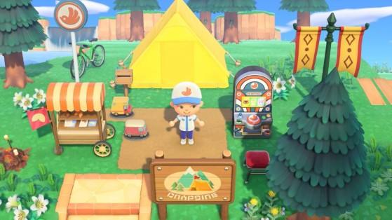 Animal Crossing New Horizons : comment déplacer sa maison et les infrastructures ?