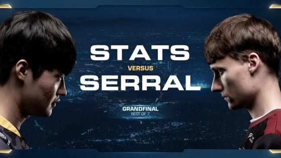 Stats versus Serral — Crédit image : Blizzard - Starcraft 2