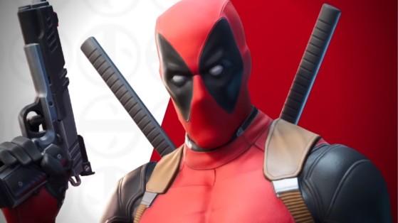 Fortnite : trouver les 2 pistolets de Deadpool, défi