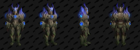 Plaques - World of Warcraft