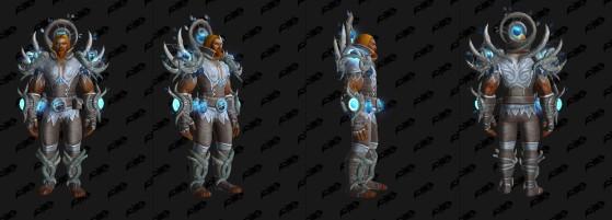 Cuir - World of Warcraft