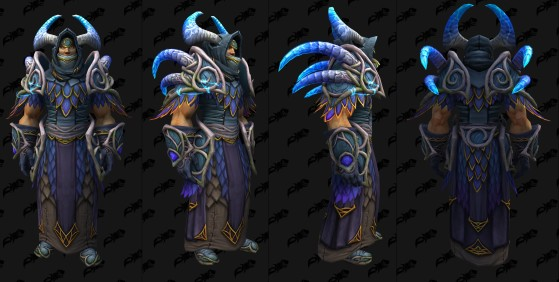 Mailles - World of Warcraft