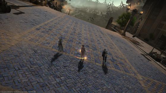 FFXIV 5.25 Armes Reliques Instance - Final Fantasy XIV