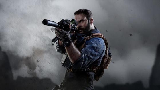 Call of Duty Modern Warfare est le jeu le plus vendu pour le moment en 2020 !