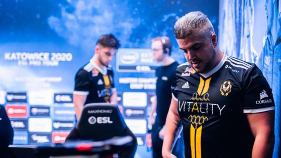 Esport - Counter-Strike : Faux départ pour Vitality en ESL One Road to Rio