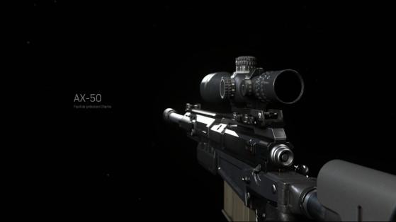 Call of Duty Warzone : guide classe AX-50 pour le Battle Royale