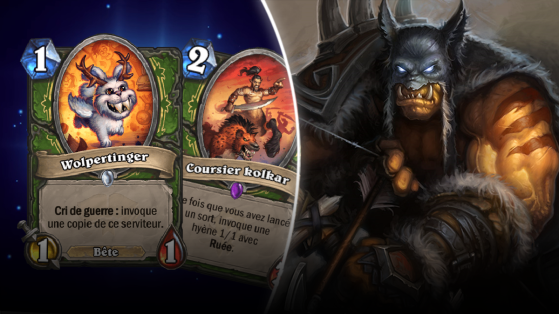 Hearthstone : Deck Chasseur Face