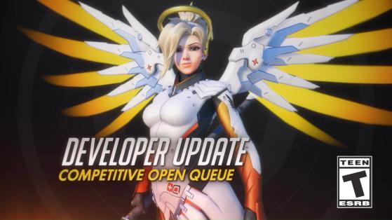 Overwatch : Développeur Update, Competitive Open Queue, Jeff Kaplan, Encart expérimental, Héros Pool