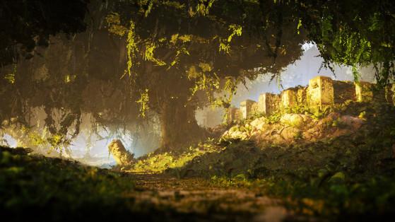 WoW : Aperçu de la Vallée de Strangleronce avec le moteur Unreal Engine 4