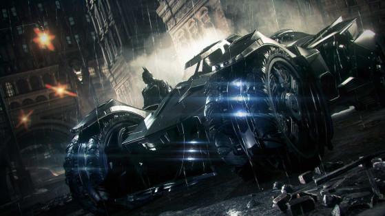 Batman : Suicide Squad et Gotham Knights enregistrés comme noms de domaine