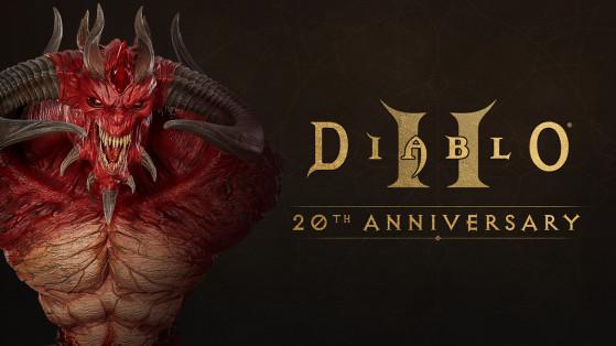 Diablo 2 fête ses 20 ans, débloquez des ailes en jeu sur Diablo 3
