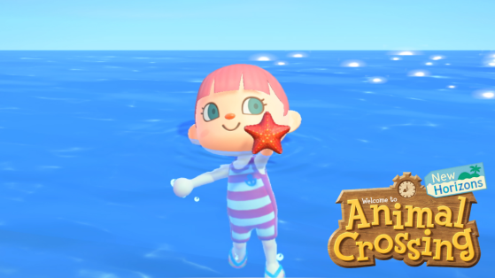 Animal Crossing New Horizons : Liste des créatures marines