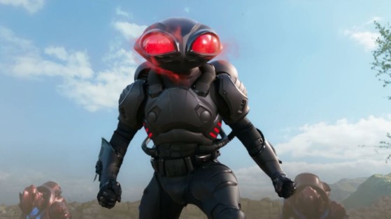 Fortnite : Black Manta, skin de l'ennemi d'Aquaman, date de sortie, infos
