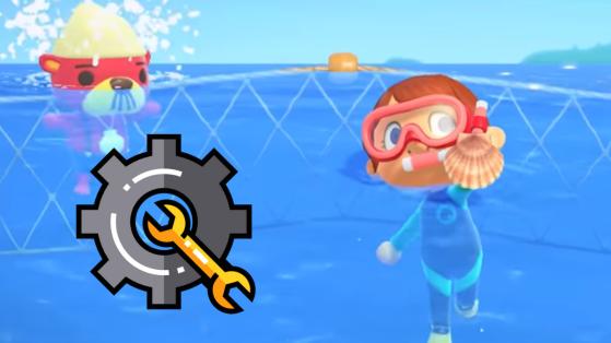 Animal Crossing New Horizons : Mise à jour 1.3.1 patch note en français