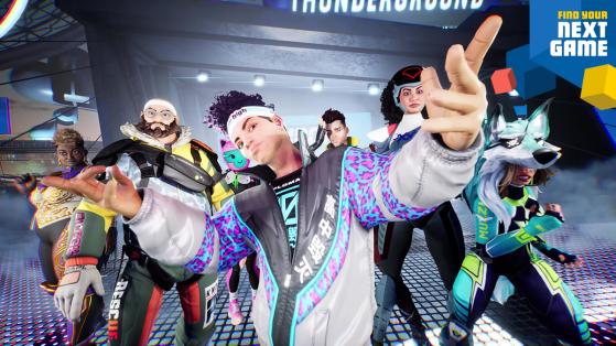 Destruction AllStars : Lucid Games dévoile de nouvelles images de gameplay sur PS5
