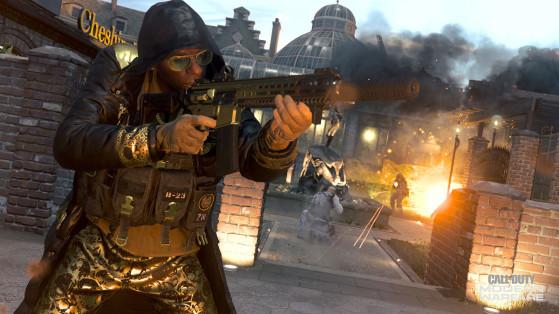 Modern Warfare Warzone : màj de la playlist du 28 juillet sur PC, PS4 et Xbox One