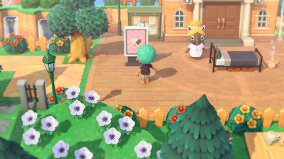 Animal Crossing New Horizons : partage codes oniriques, monde des rêves