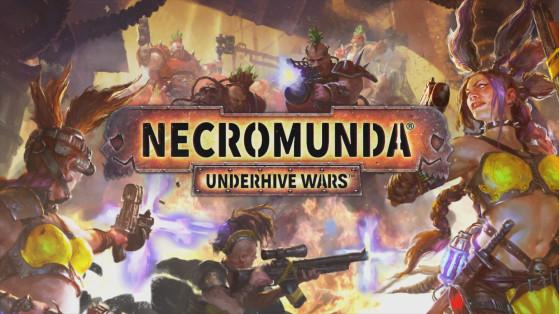 Test de Necromunda Underhive Wars sur PC, Xbox One et PS4