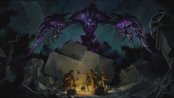 Legends of Runeterra - LoR : Targon, extension, nouveau champion Nocturne, Îles obscures