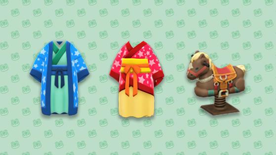 Animal Crossing New Horizons : 3 objets saisonniers d'août à récupérer