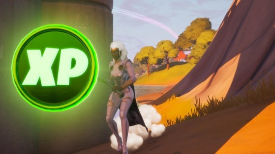 Fortnite : pièces XP semaine 1 saison 4, où les trouver