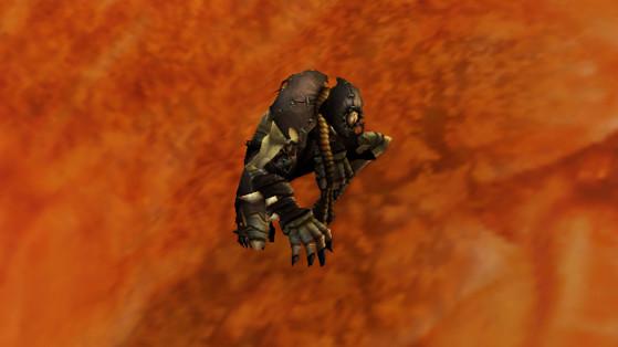 Le Geist putride - World of Warcraft