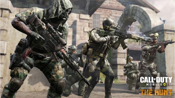CoD Mobile : saison 10 The Hunt, nouvelle carte, mode de jeu et bien d'autres