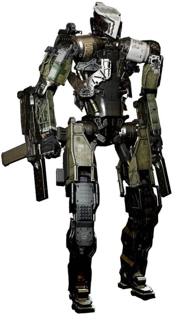 Spécialiste Synaptique - Call of Duty