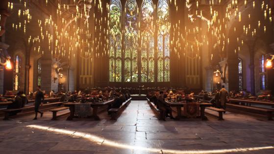35 images en HD du RPG Harry Potter Hogwarts Legacy
