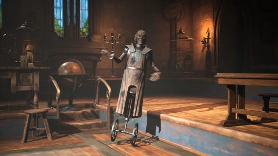 Mannequin d'entrainement - Harry Potter Hogwarts Legacy