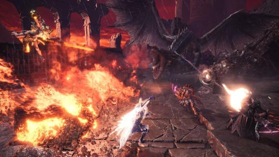 MHW Iceborne : Guide Fatalis, monstre, dragon ancien