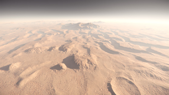 Daymar, patch 3.10 - Star Citizen