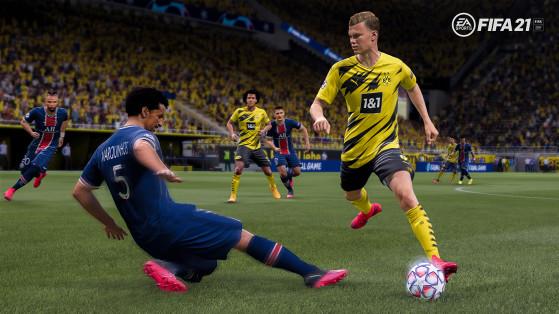 FIFA 21 - Liste gestes techniques