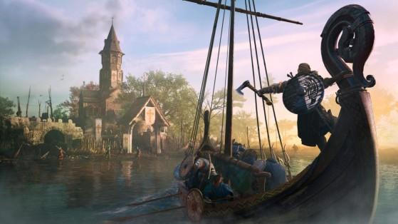 Assassin's Creed Valhalla, premier jeu AAA à évoquer le COVID-19 ?