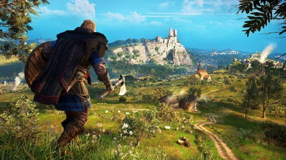 Guide Assassin's Creed Valhalla : Astuces, bien débuter votre voyage en Angleterre
