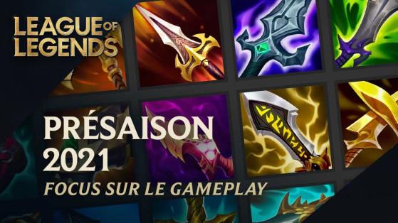 LoL Saison 11 : Tous les changements de la Présaison !