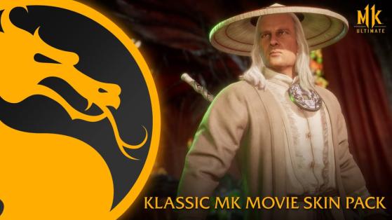 Mortal Kombat XI : un pack de skins tirés du film sur le jeu