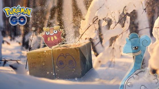 Les récompenses de phase d'étude de décembre dans Pokémon GO
