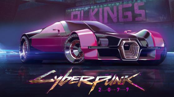 Voiture la plus chère, Cyberpunk 2077 : Rayfield Aerondight, comment l'obtenir, le guide