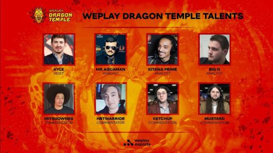 WePlay Dragon Temple, le nouveau tournoi MK11 avec un crashprize de 60 000$