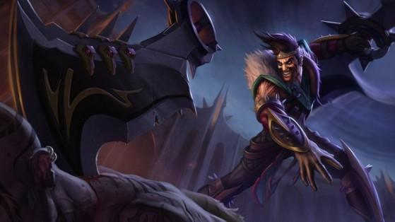 Draven ADC : build, runes - Guide Wild Rift LoL