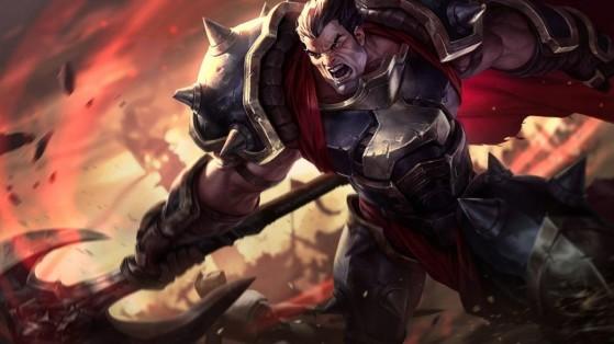 Darius Top : build, runes - Guide Wild Rift LoL